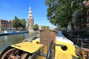 € 1.600 exci. bills | Oudeschans | Canals | Ref 6267 | Available from now
